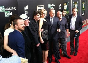 Breaking Bad's cast and AMC use social media with fans - Lost Remote