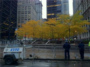 Live Reporting: November 15th NYPD Raid on Zuccotti Park, November 16th, November 17th Day of Action