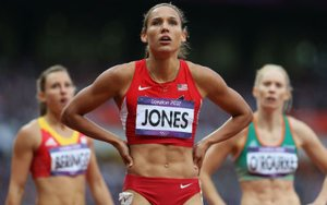 Don't Hate Lolo Jones Because She's Beautiful