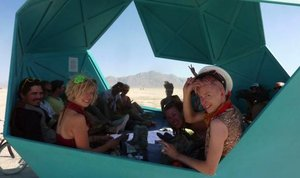 Lesson From Burning Man: The Social Network Is All Around You